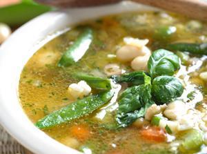 Questa dieta post gravidanza a base di zuppe è equilibrata, dà ...