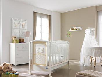Come deve essere la prima cameretta di un neonato bimbi - Accessori cameretta bambini ...